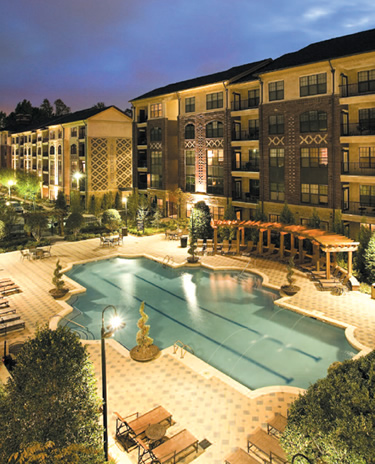 Atlanta Relocation - Gables Metropolitan in Dunwoody - Newcomer