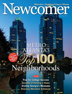 Newcomer Magazine, April/May 2011