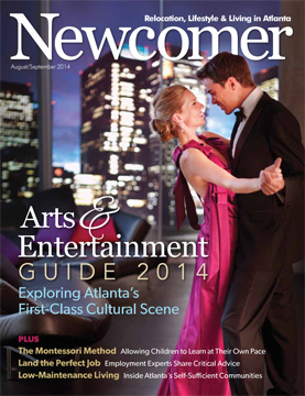 Newcomer Magazine, June/July 2014