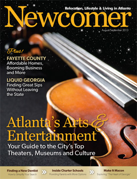 Newcomer Magazine, August-September 2013